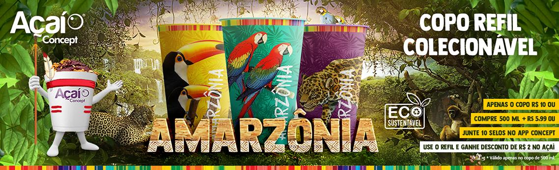 Promoção Amarzônia